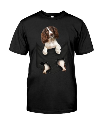 English Springer Spaniel-Pocket
