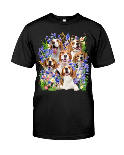 Beagle Purple Flowering Shrubs