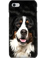 Bernese Mountain Dog -Face and Hair Phone Case thumbnail