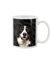 Bernese Mountain Dog -Face and Hair Mug thumbnail