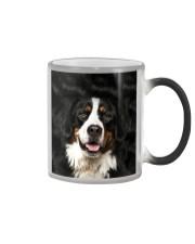 Bernese Mountain Dog -Face and Hair Color Changing Mug thumbnail