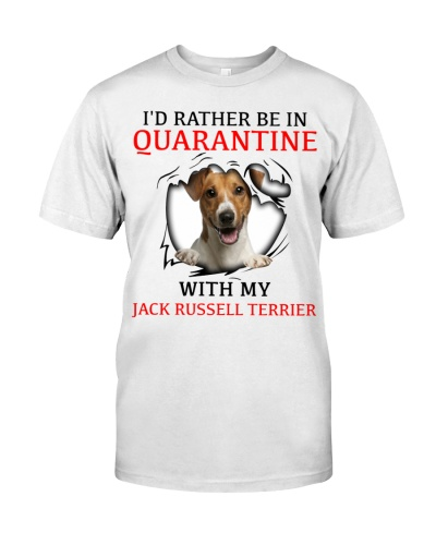 Quarantine With My Jack Russell Terrier