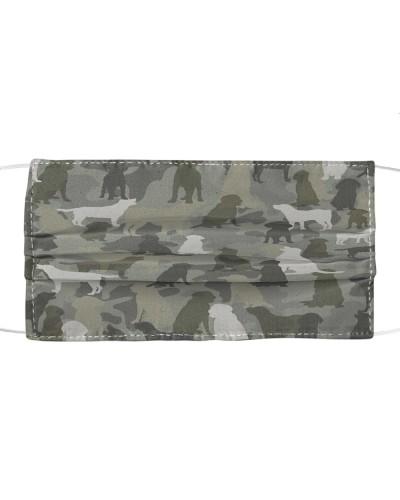 Labrador Retriever Camouflage FM