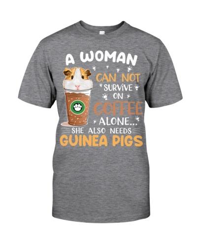 Guinea Pig - Coffee