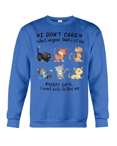 Cat-I Dont't Care