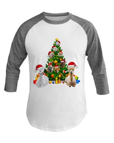 Alpaca-Christmas Tree-1