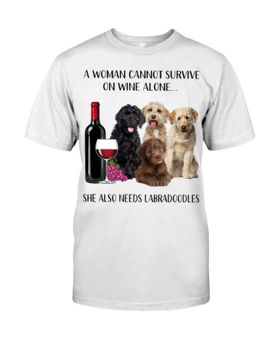 She Also Needs Labradoodle