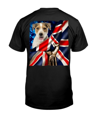 Parson Russell Terrier-The Union Jack