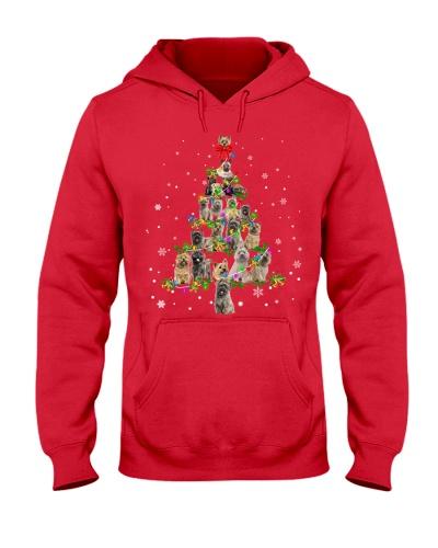 Cairn Terrier- Christmas Tree