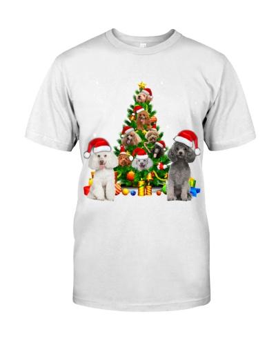 Poodle-Christmas Tree-1