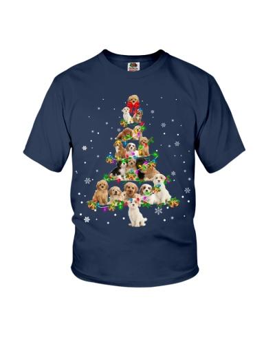 Cockerpoo-Christmas Tree