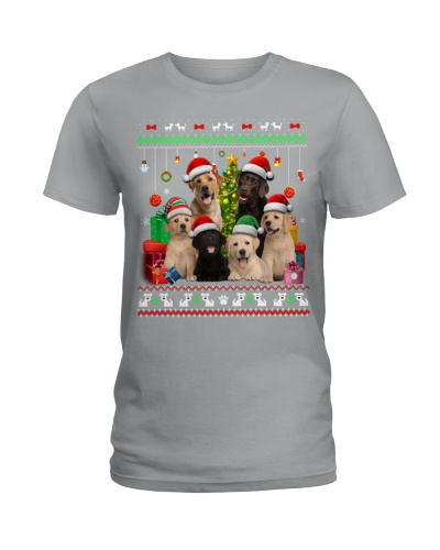 Labrador Retriever Christmas Gift