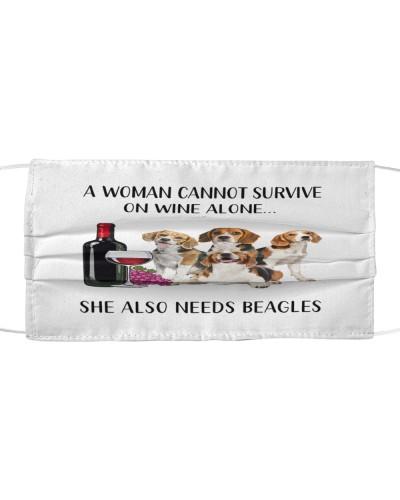 She Also Needs Beagle Face