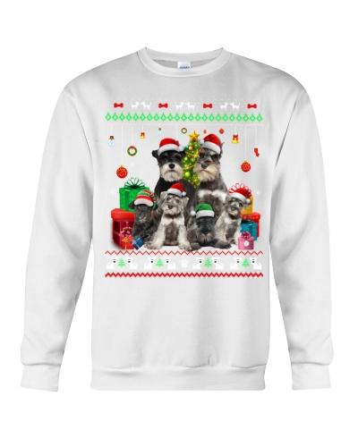 Schnauzer-Christmas Gift