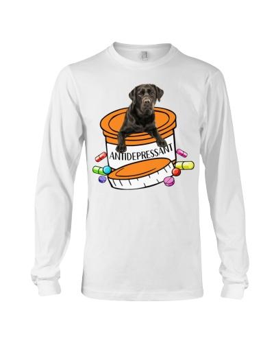 Labrador Black Antidepressant FM