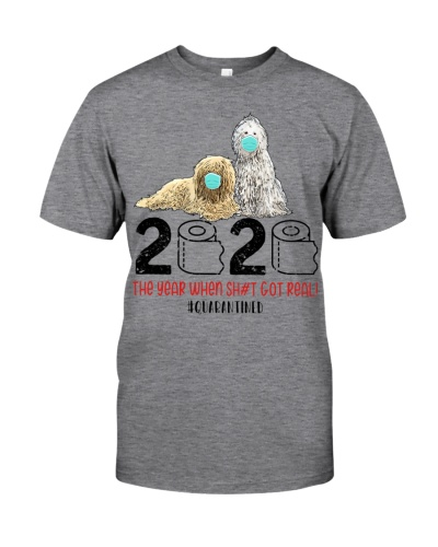 Komondor 2020 Quarantined