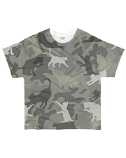 Cat-camouflage All-over T-Shirt front