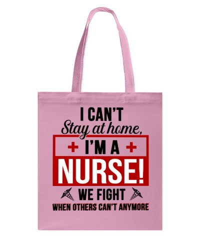 Nurse-Can't Stay At Home