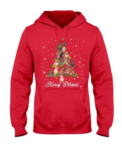 Pitbull-Christmas Tree