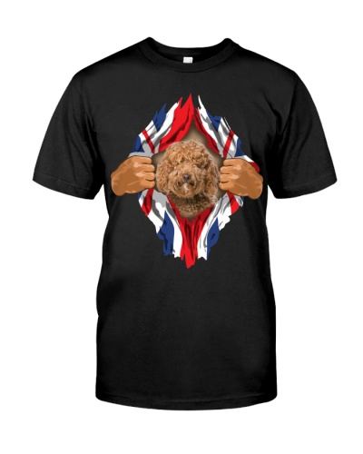 Labradoodle-Torn-Union Jack