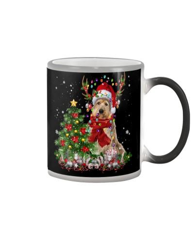 Berger Picard-Reindeer-Christmas