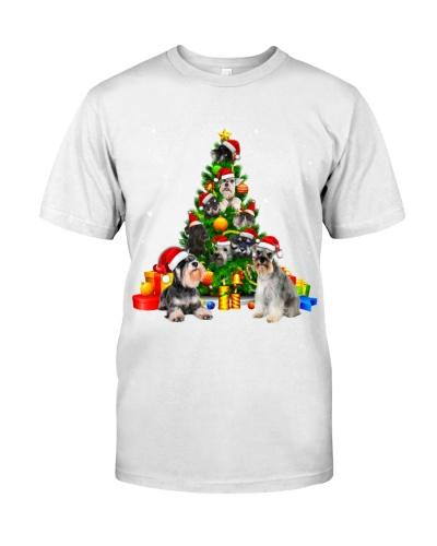 Schnauzer-Christmas Tree-1