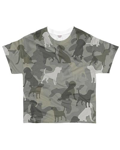 Beagle-camouflage