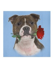 Staffordshire Bull Terrier Rose FM Cloth face mask aos-face-mask-coverlet-lifestyle-front-02