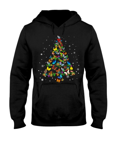 Butterfly-Christmas Tree