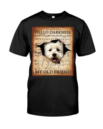 West Highland White Terrier 1 Hello Darkness