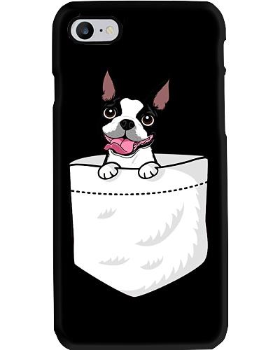 Boston Terrier-Pocket