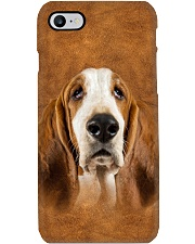 Basset Hound-Face and Hair Phone Case thumbnail