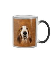 Basset Hound-Face and Hair Color Changing Mug thumbnail