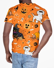 Dachshund Costume Halloween FM All-over T-Shirt aos-all-over-T-shirt-lifestyle-back-03