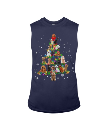 Poodle - Christmas Tree