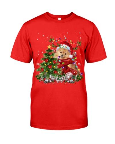 Pomeranian-Reindeer-Christmas