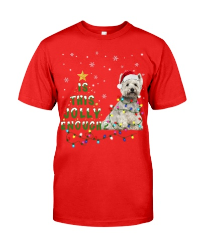 West Highland White Terrier-Jolly