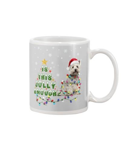 West Highland White Terrier-Jolly