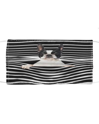 Boston Terrier Stripes Fm