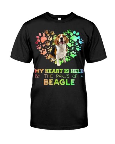 Beagle Heart Paw