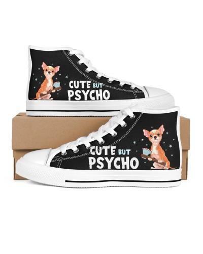 Chihuahua Cute But Psycho SNK