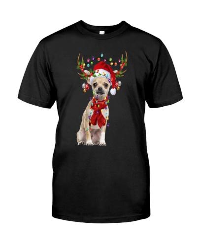 Chihuahua-Reindeer