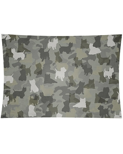 West Highland White Terrier-camouflage