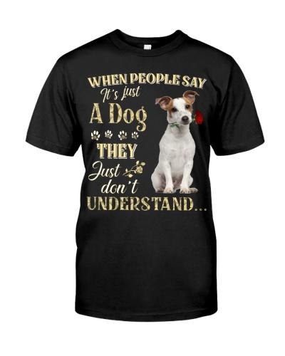 Jack Russell Terrier-Understand