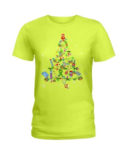 Nurse-Christmas Tree
