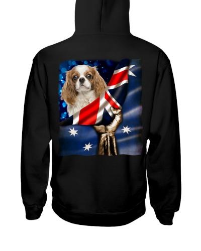 Flag of Australia-Cavalier King