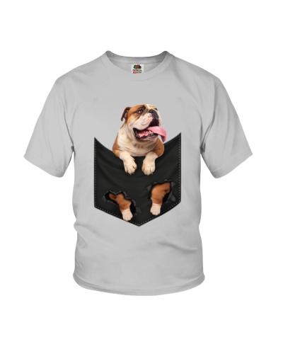 English Bulldog-Pocket