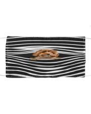Cavoodle Stripes FM Cloth face mask front