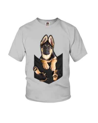 German Shepherd 1-Pocket