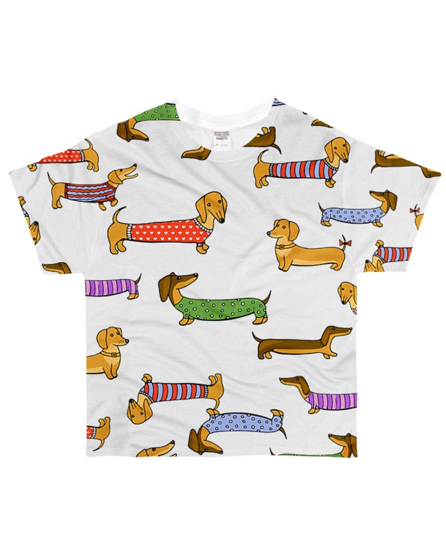 Dachshund All-over T-Shirt